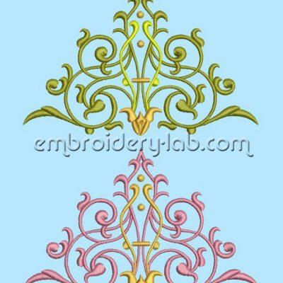 Pattern 0001 SET (2 designs)
