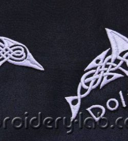 Dolphin celtic SET