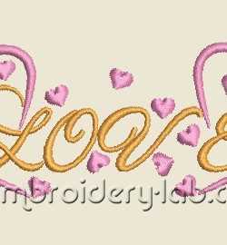 Inscription Love 0001