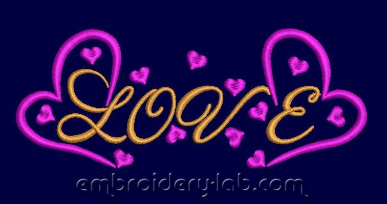 Inscription Love 0002