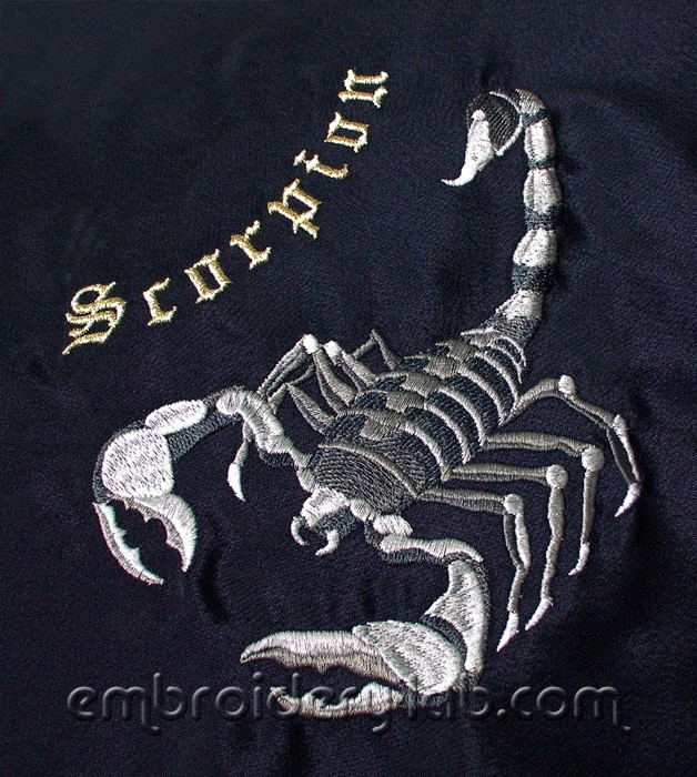 Inscription Scorpion FREE