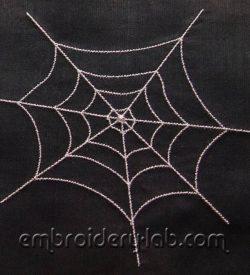 Spider's Web 0001