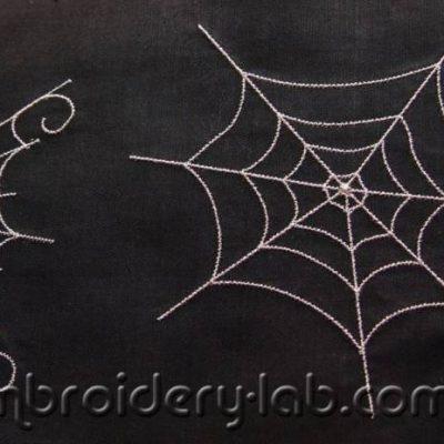 Spider's Web 0001+0002 SET