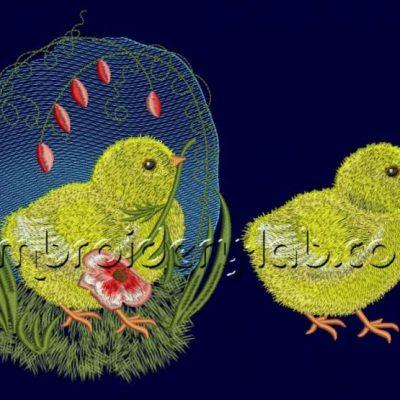 Chick 0002 SET