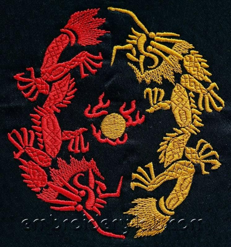 Two Dragons 0001+0002 SET