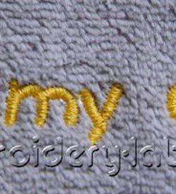 Inscription I love my dog 0001 FREE