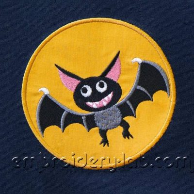 Bat 0001 applique