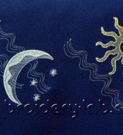 Moon 0001 & Sun 0001 SET