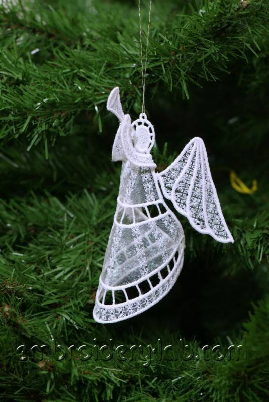 Angel 0001 Hanging Decoration