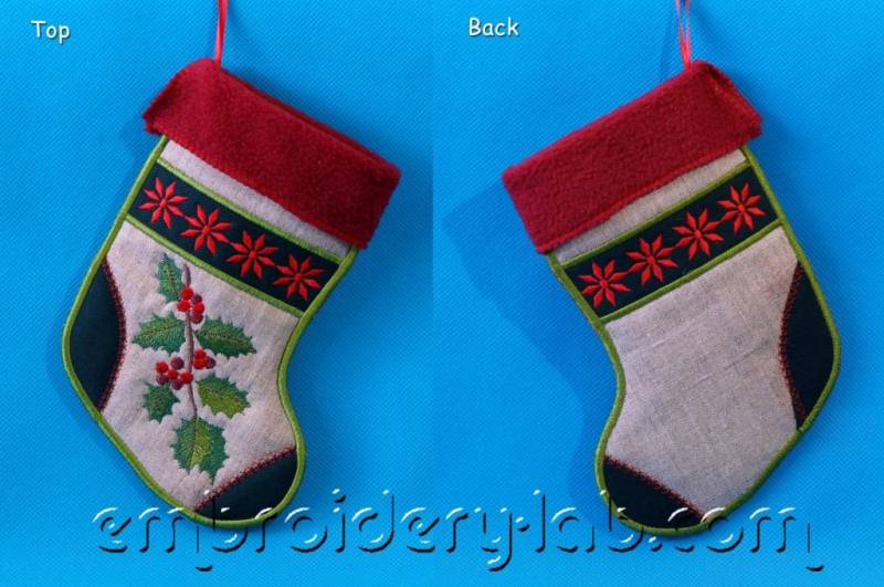 Christmas Stocking 0001
