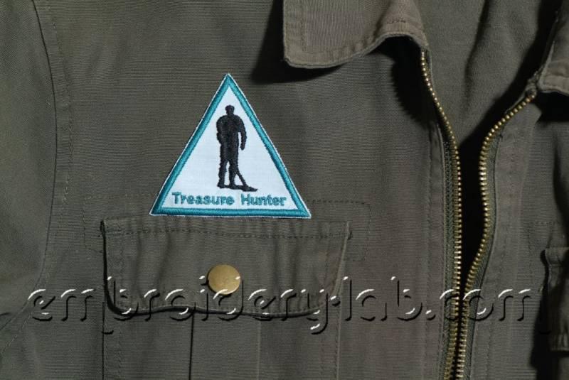 Treasure Hunter applique 0001 FREE
