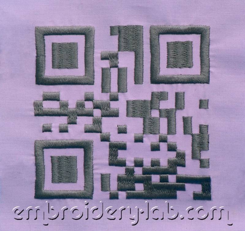 QR-Code 0001 'I LOVE YOU'
