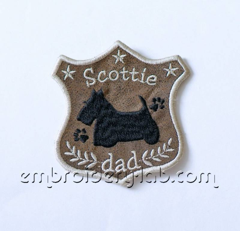 'Scottie's dad' Emblem 0001