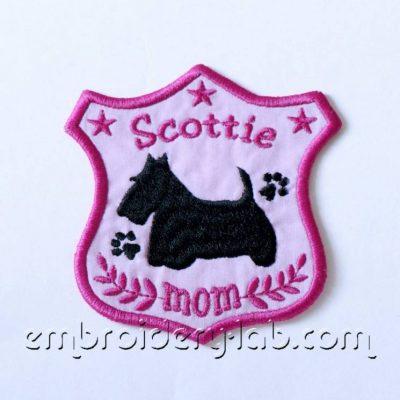 'Scottie's mom' Emblem 0001