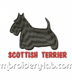 Scottish Terrier 0002 FREE