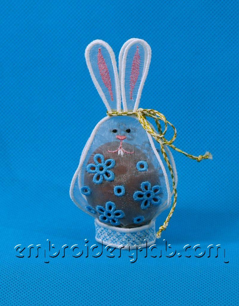Easter Bunny Egg Holder 0001