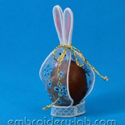 Easter Bunny Egg Holder 0001