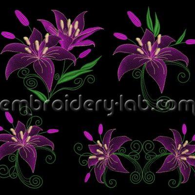 Lilies SET