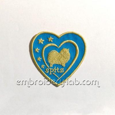 'Spitz' Emblem 0002