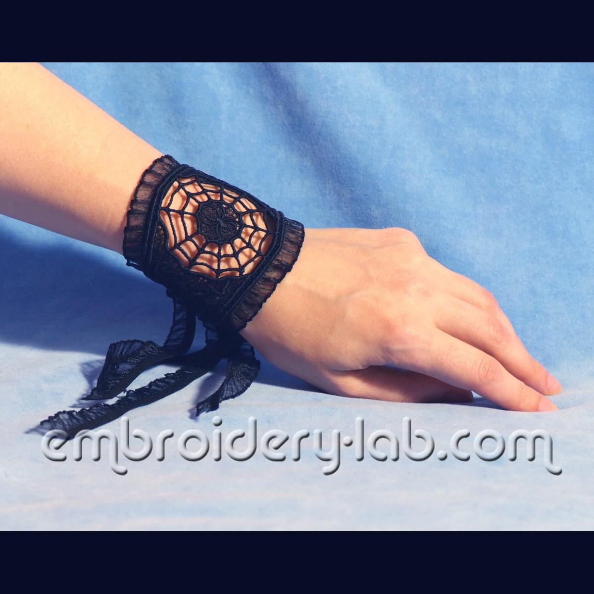 Bracelet Spider 0002 Lace