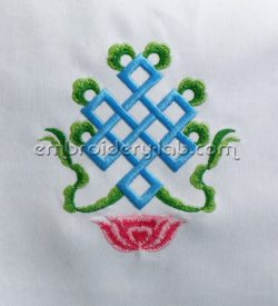 Endless Knot 0002 Buddhism