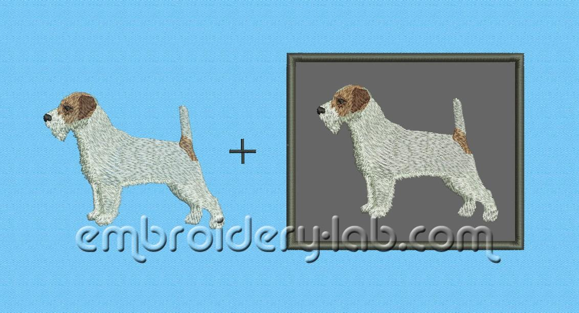 Jack Russell Terrier 0001 SET