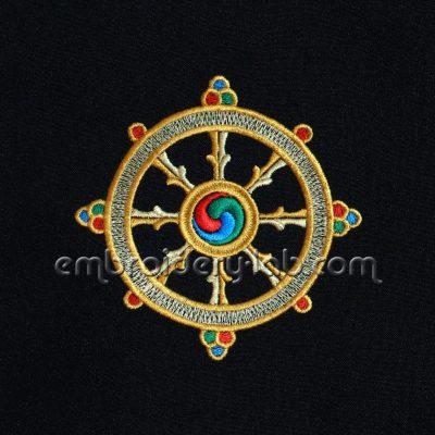 Dharmachakra 0001 Buddhism