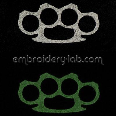 Brass knuckles 0001