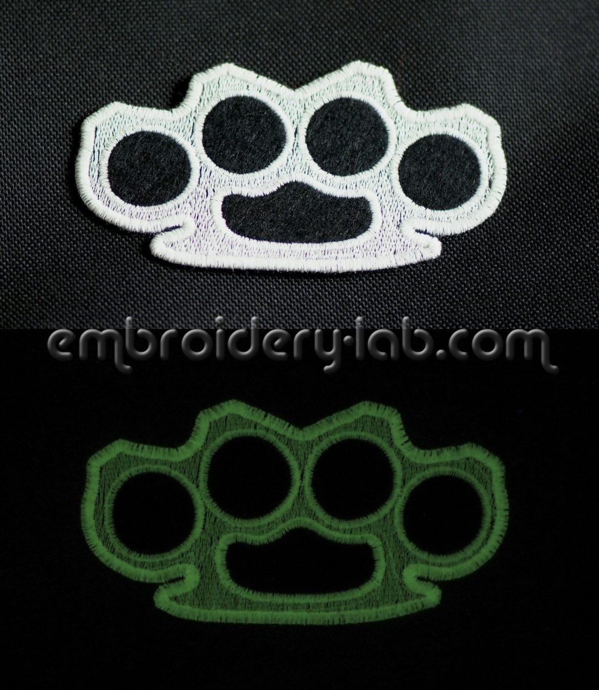 Brass knuckles patch 0001