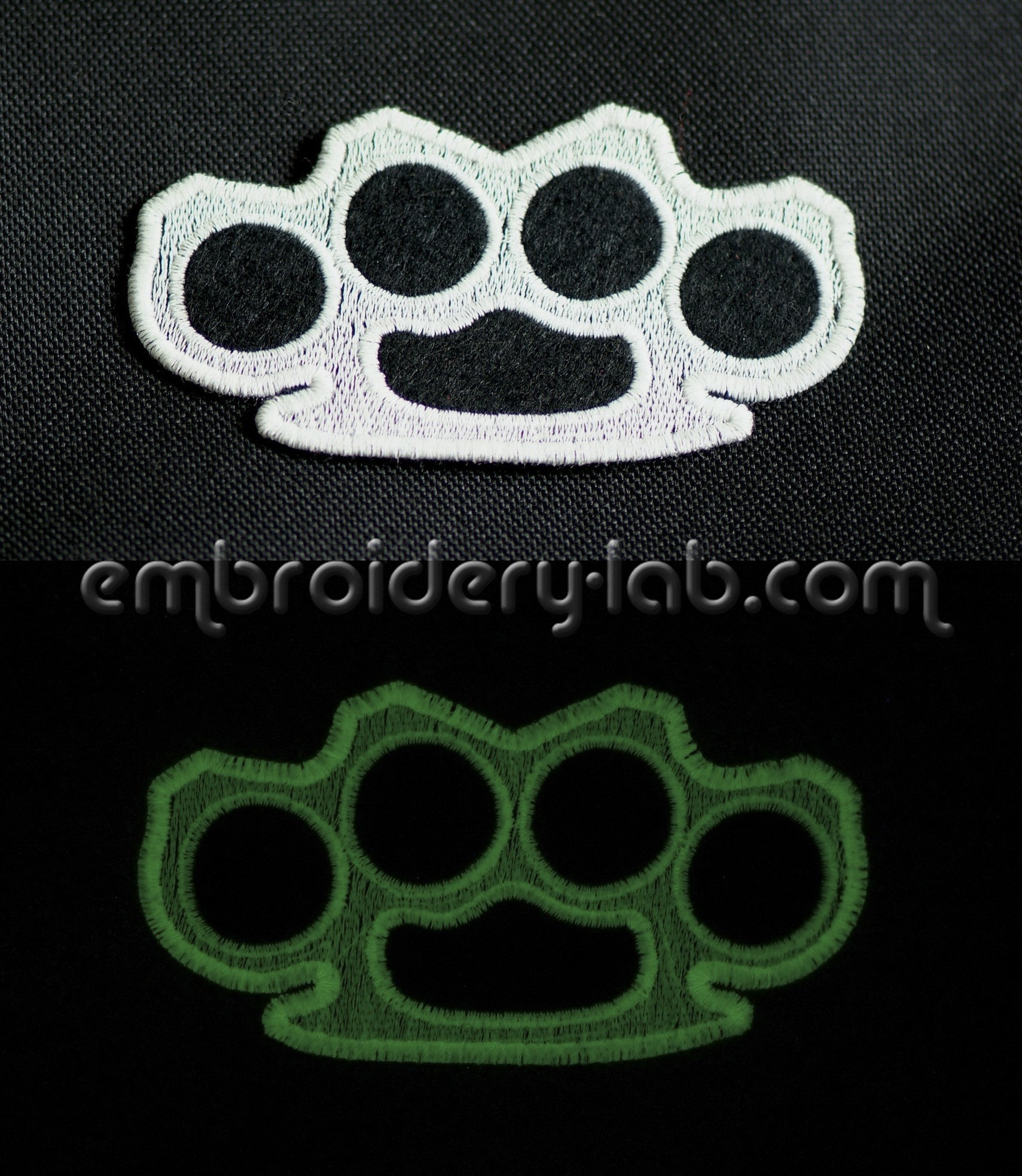 Brass knuckles patch 0001