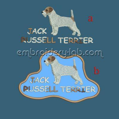 Jack Russell Terrier 0002 SET