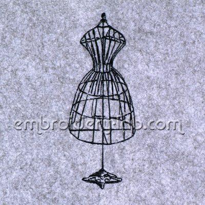 Dress Form 0001