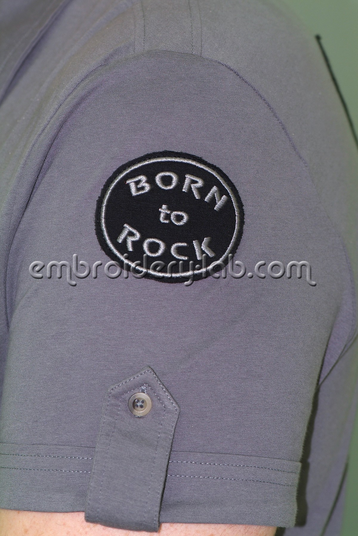 BORN TO ROCK Patch 0001