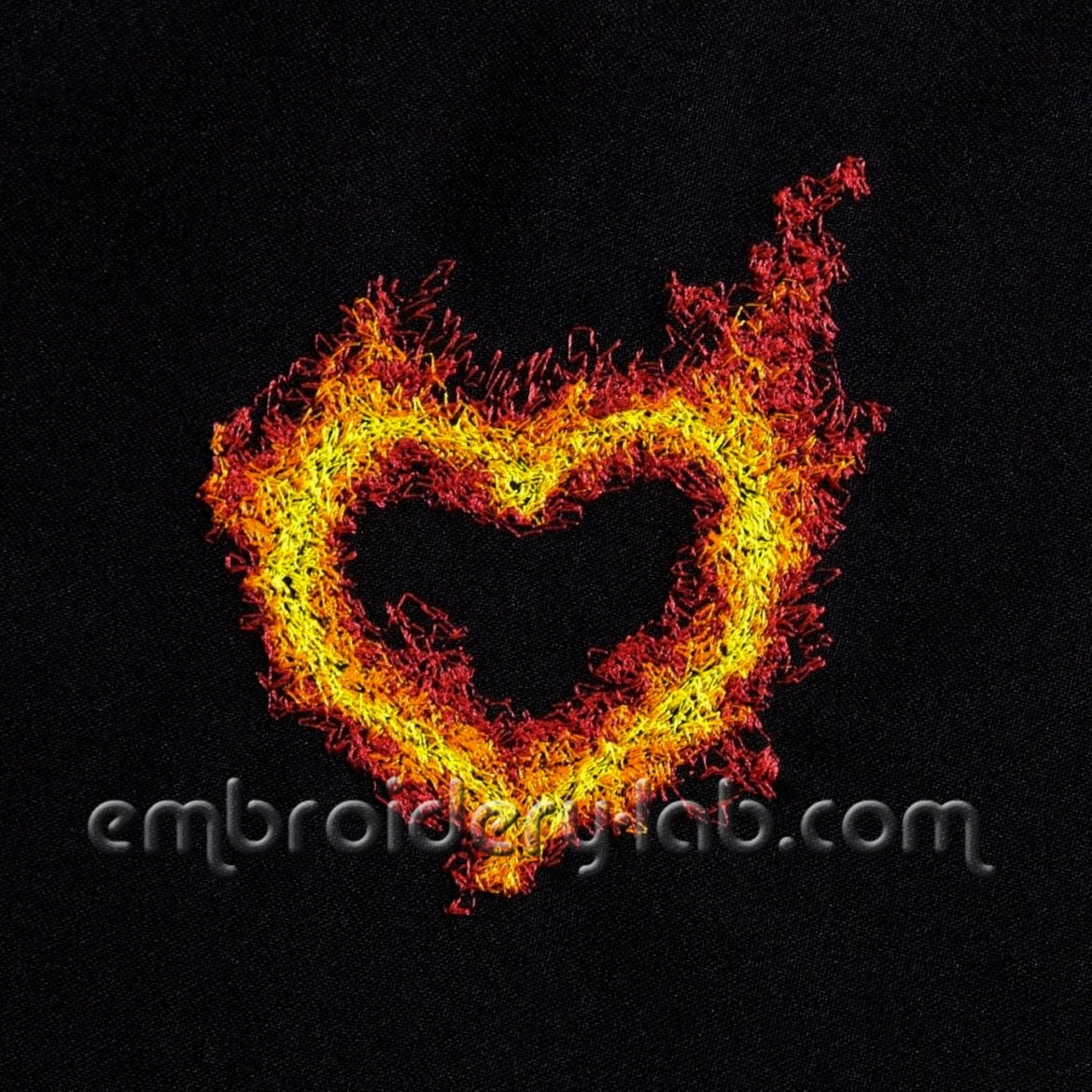 Heart 0006 Of Fire