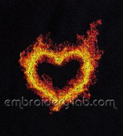 Heart 0006 Of Fire