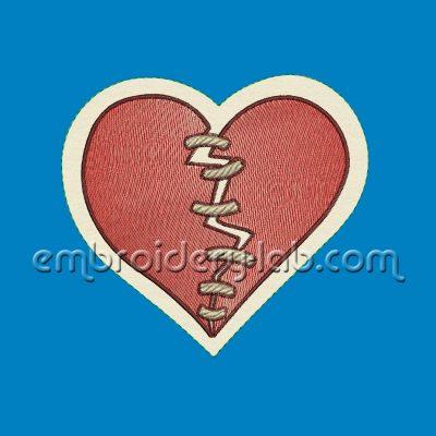 Heart 0008 Broken