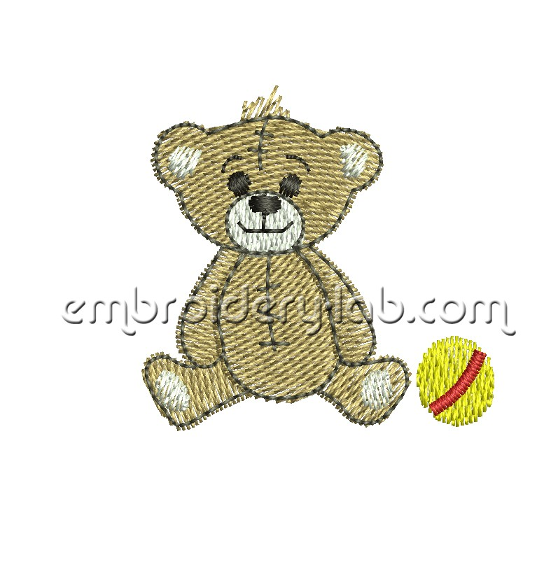 Teddy-bear 0001