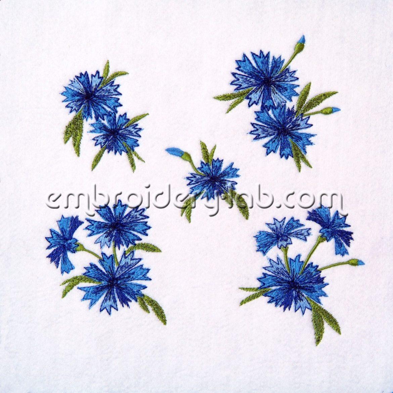 Cornflower 0001 SET