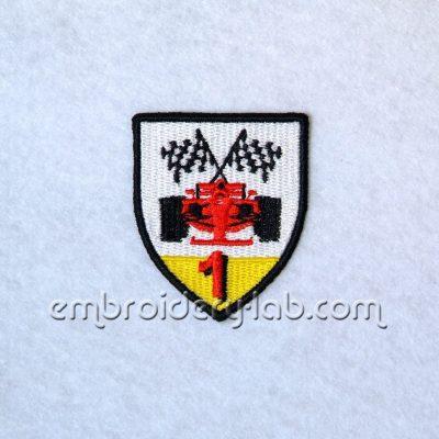 Race emblem 0002